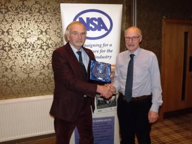 Kirkby Stephen farmer worthy winner of outstanding contribution award